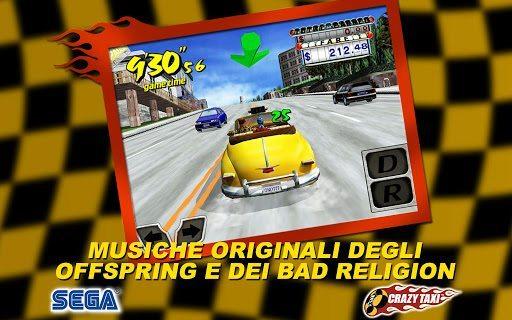 crazy taxi 2-gioco-android-avrmagazine