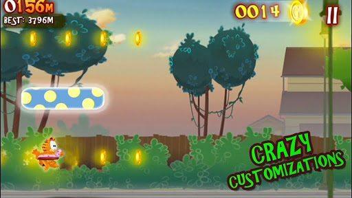 garfield's wild ride 2-gioco-android-avrmagazine