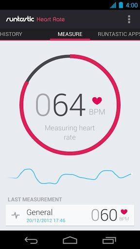 runtastic heart rate pro-applicazione-android-avrmagazine