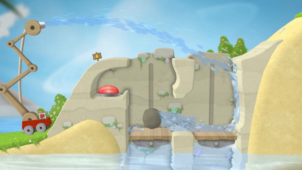 sprinkle isalnds-gioco-android-avrmagazine