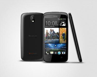Desire 500 black 3V HiRGB Render