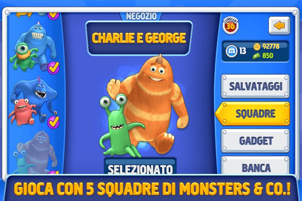 Monster & Co. RUN applicazione-android-2-avrmagazine