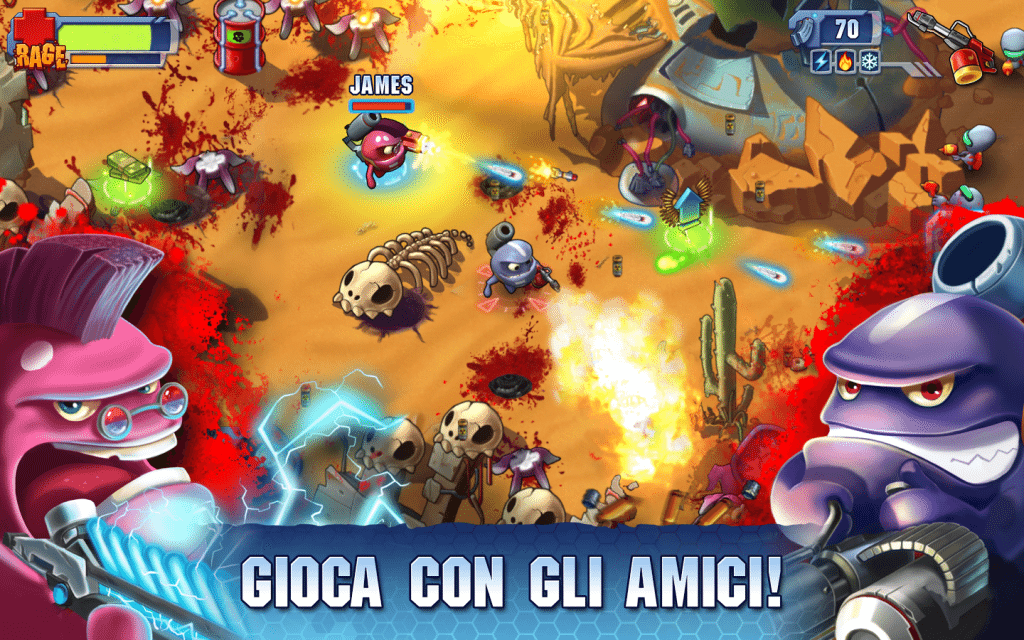 monster shooter 2-giochi-iphone-iphad-avrmagazine