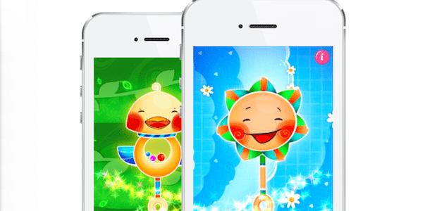sunny-baby-rattle-gioco-iphone-logo-avrmagazine