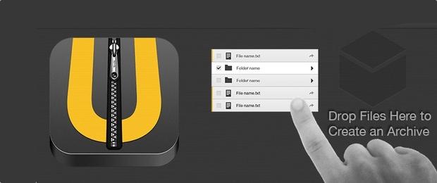unarchiver-applicazione-iphone-logo-avrmagazine