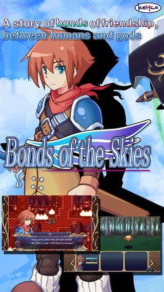 RPG Bonds of the Skies-applicazione-iphone-avrmagazine