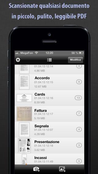 SharpScan-applicazioni-iphone-avrmagazine