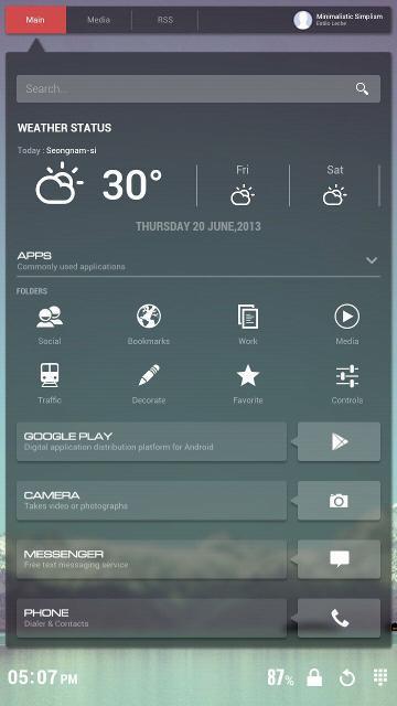 buzz launcher-applicazione-android-avrmagazine