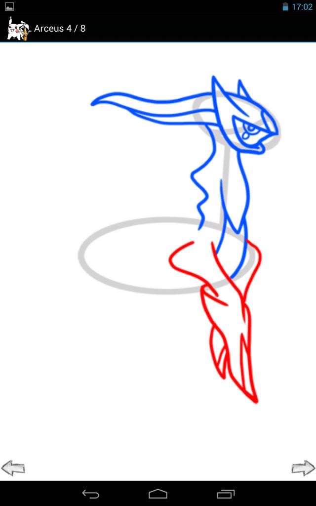 come disegnare pokemon 2-applicazione-android-avrmagazine
