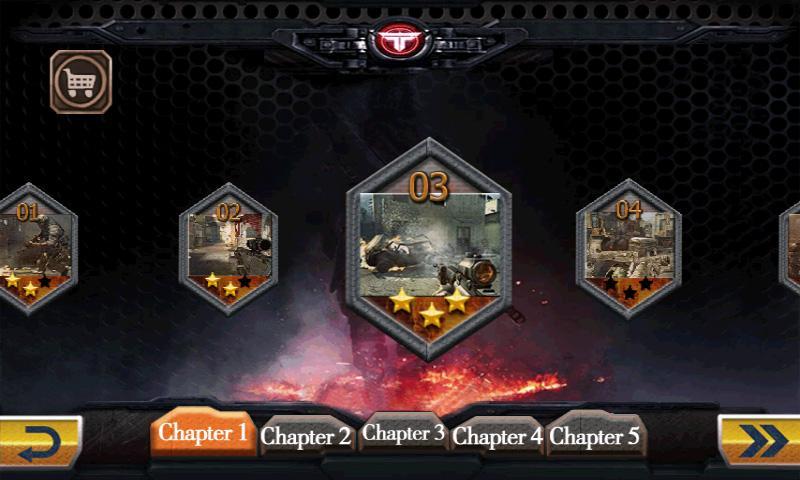 death shooting hunt leader 2-gioco-android-avrmagazine