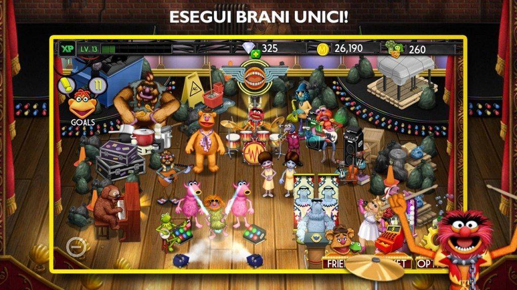 i muppet 2-gioco-android-avrmagazine