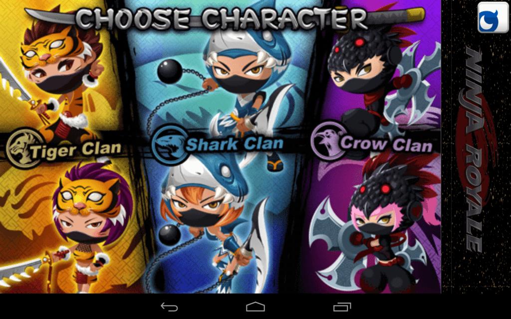 ninja royale-gioco-android-avrmagazine