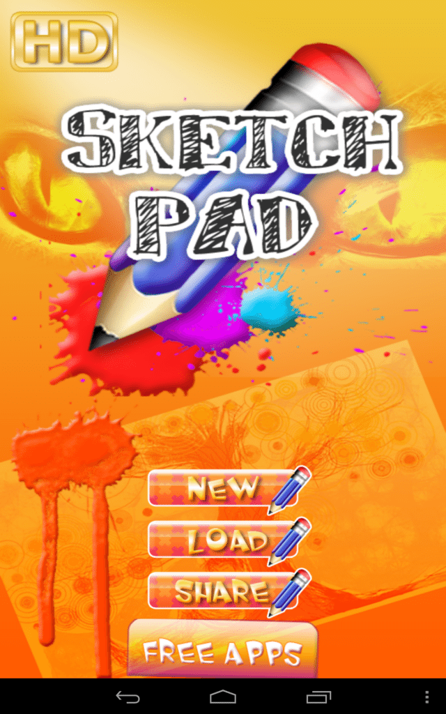 sketch fx draw pad hd-applicazione-android-avrmagazine