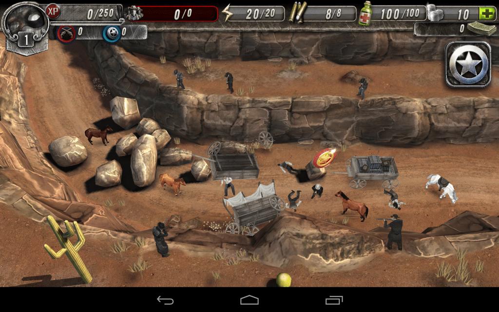 the lone ranger 2-gioco-android-avrmagazine