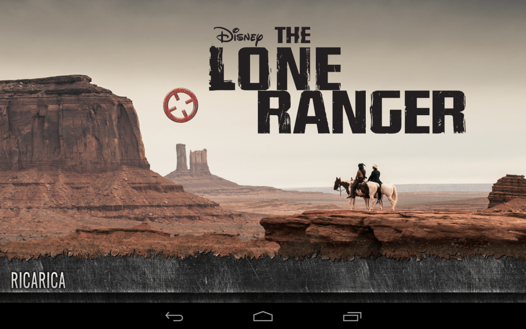the lone ranger-gioco-android-avrmagazine