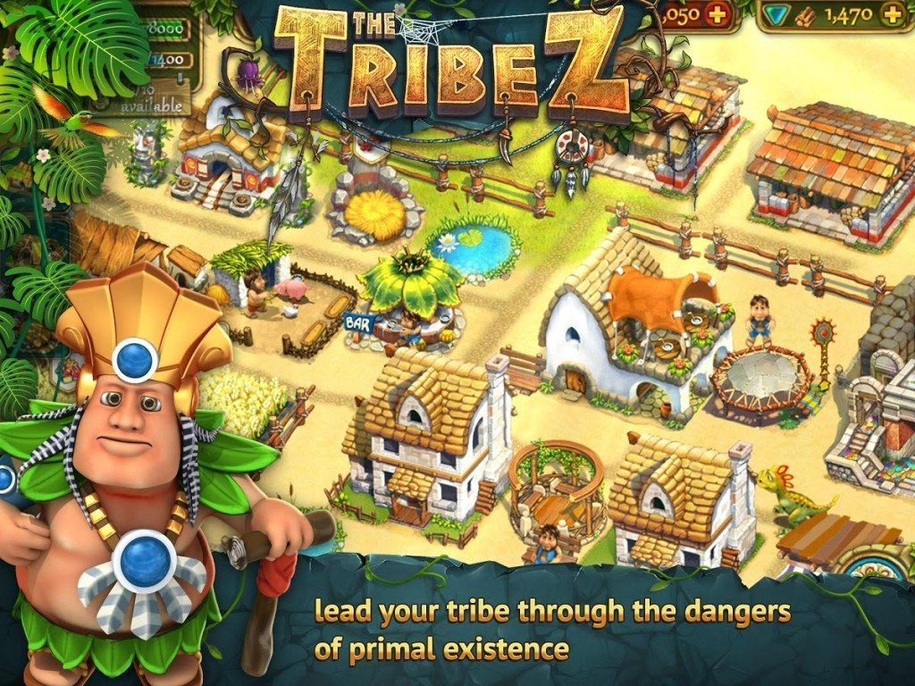 the tribez 2-gioco-android-avrmagazine