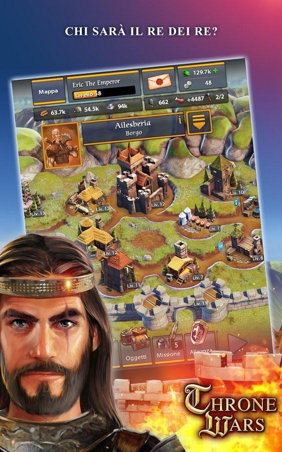 throne wars-gioco-android-avrmagazine