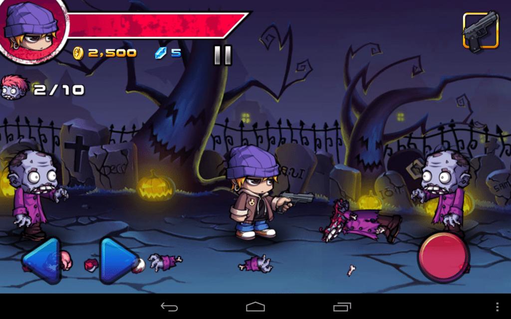 zombie diary 2-gioco-android-avrmagazine