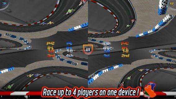 Slotz Racer 2 HD-gioco-iphone-2-avrmagazine