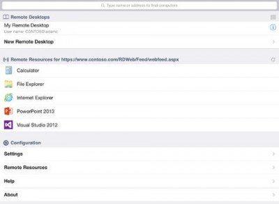 Microsoft Remote Desktop-applicazione-iPhone-iPad-1-avrmagazine