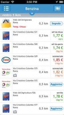 Prezzi Benzina-applicazione-iphone-ipad-2-avrmagazine