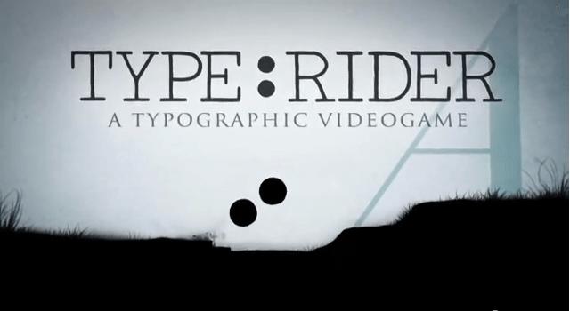 type-rider-gioco-ios-avrmagazine