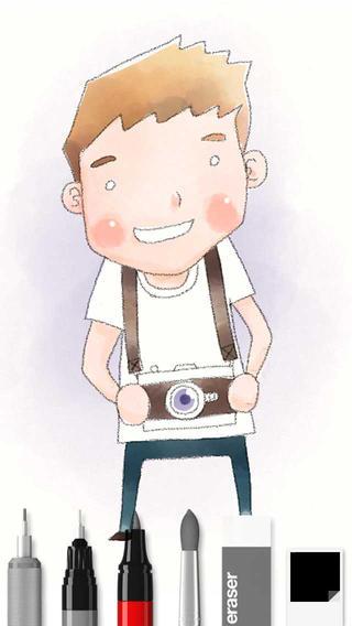 Tayasui-Sketches-applicazioni-iphone-avrmagazine