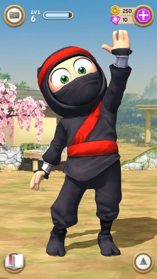 clumsy-ninja-giochi-iphone-avrmagazine