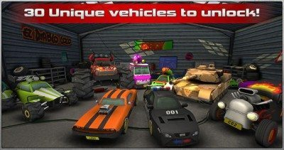 Crash Drive 2-gioco iphone-gioco ipad-2-avrmagazine