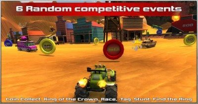Crash Drive 2-gioco iphone-gioco ipad-3-avrmagazine