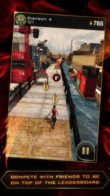 Hunger Games: Catching Fire - Panem Run-gioco-iphone-ipad-2-avrmagazine