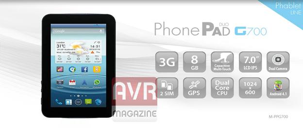 phonepadduo-g700-avrmagazine
