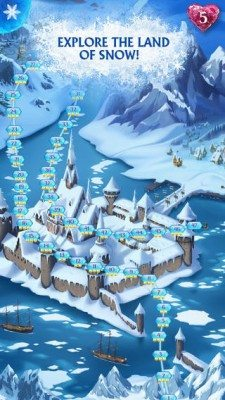 Frozen Free Fall-gioco-iphone-ipad-2-avrmagazine