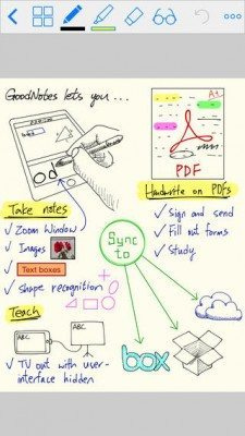 GoodNotes 4 Notes PDF-applicazione-iphone-ipad-1-avrmagazine