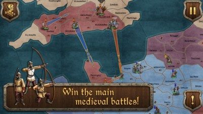 Medieval Wars Strategy e Tactics-gioco-iphone-ipad-1-avrmagazine