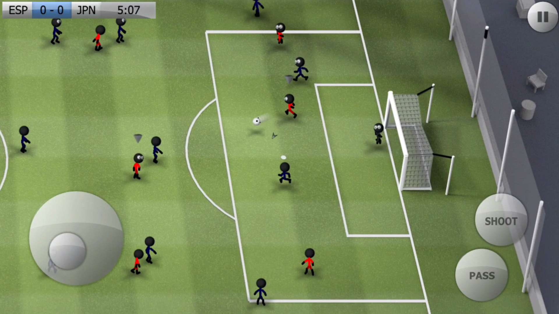 Stcikman Soccer