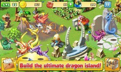 dragon mania 3