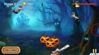 duck-vs-pumpkin