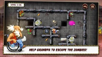 Grandpa and the Zombies-gioco-iphone-ipad-1-avrmagazine