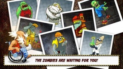 Grandpa and the Zombies-gioco-iphone-ipad-2-avrmagazine