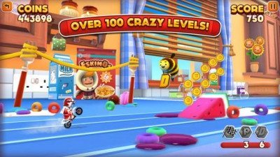 Joe Danger Infinity-gioco-iphone-ipad-1-avrmagazine