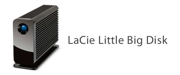 LaCie Little Big Disk-logo-avrmagazine