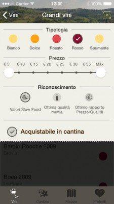Slow Wine 2014-applicazione-iphone-ipad-2-avrmagazine