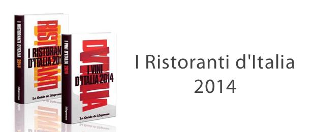 i-ristoranti-d'italia-2014-avrmagazine