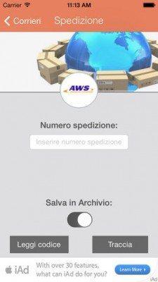 iSpedito-applicazione-iphone-ipad-2-avrmagazine