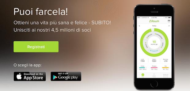 lifesum-applicazione-iphone-avrmagazine