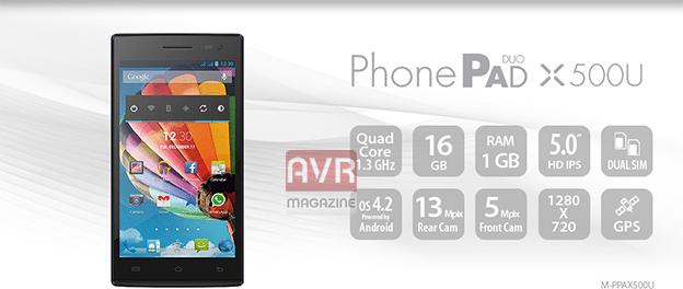 phonepadduo-x500u-avrmagazine