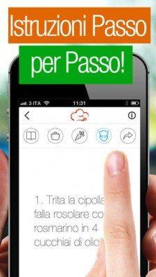 Ricetta Del Giorno-applicazione-iphone-ipad-1-avrmagazine