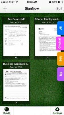 SignIt Pro-applicazione-iphone-ipad-1-avrmagazine