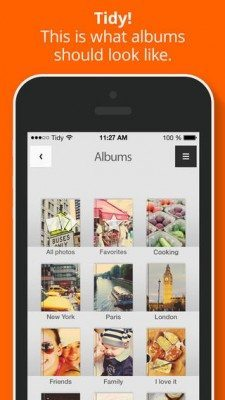Tidy - Photo Album-applicazione-iphone-ipad-2-avrmagazine